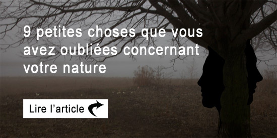 9 choses nature humaine