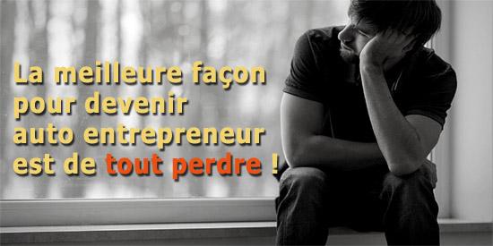 La meilleure fa on pour devenir auto entrepreneur est de - Auto entrepreneur chambre de commerce ...