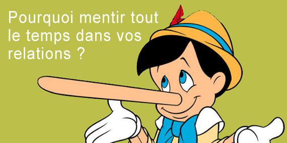 mentir sans mentir