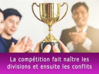 Compétition et division