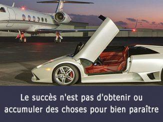 Que veut dire avoir du succès