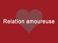 Relation amoureuse