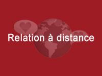 Relation à distance